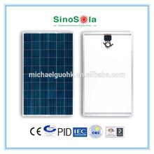 A-grade Polycrystalline Solar Cell PV Panel 240W