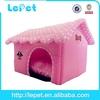 removable memory foam folding pet beds