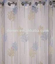 2014 fashion design window curtain