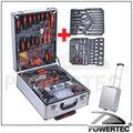Powertec 186 adet metal fonksiyonlu el aletleri, çin araç seti