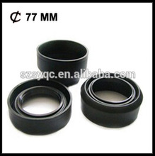77mm 3 in 1 Lens Hood 3 Stage Rubber Lens Hood 77mm Lens Hood