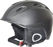 snow helmets, Ski helmet, SH-318 matt black