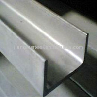 U Shaped Channel Stainless Steel Bar 10mm