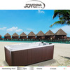 Promotion! China supplier,freestanding style,balboa outdoor whirlpool spa bathtub,JY8603