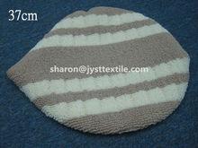 Loop Pile CarpetToilet Seat Cover Rug