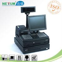 NT-A8 Supermarket Cash Register POS Machine With KB-81