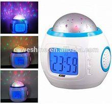 Alibaba express Projector alarm clock