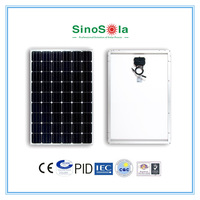 Automatic line, high quality,reliable 200w pv module with 25 years warranty solar panel