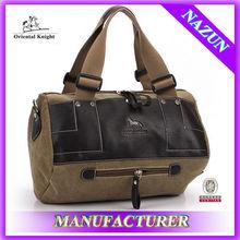 factory direct price classic handbag canvas hobo bags wholesale