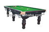 High quality low price international snooker table for fireproof flag
