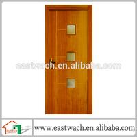 Luxury 12 wooden colors sunburst entry door