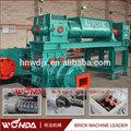 2014 nuevos productos de arcilla de ladrillo de la máquina extrusora