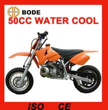 New 50cc 2 stroke water cooled dirt bike(MC-640)