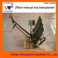 Wonderful Brand mini china manual rice transplanter