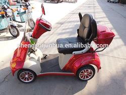 New design open body type electric four wheelerer