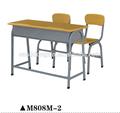 Popüler plastik okul masa ve sandalye m808m-2