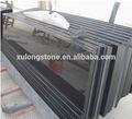 China polido granito preto hebei escada bom preço, fábrica de hebei granito preto piso de azulejo