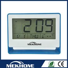 digital clock for elderly/digital desk clock