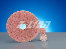 14 inch Velcro sponge polishing Pads for floor polishing and buffing