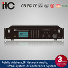 ITC T-6760 Series IP Network Audio Amplifier with Decoder