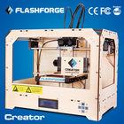 Top Selling 3D Printing machine with Dual-nozzle DIY Desktop FDM digital phone case 3d printer