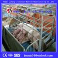 Zincato gabbia da parto per le scrofe, seminare gestazione cassa