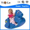 2014 New kids plastic rocking horse for kids,hot selling plastic horse for children