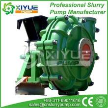 high suction lift gravel slurry pump / hydraulic pump