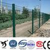 Powder Coated galvanized steel fence panel