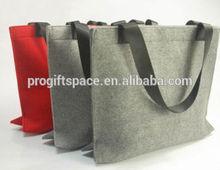 2015 china alibaba supplier hot sale new product wholesale eco friendly durable bag felt men handbag made in china