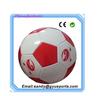 popular PVC promotional soccer ball size 5 customized logo printing JB-019