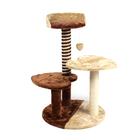 medium size new pet product&sisal cat tree&pet toy