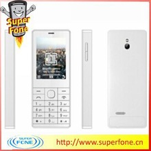 2.4 inch Bar Manufacture Dual Sim Slim Mini Mobile Phone (515 )