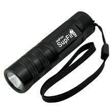 Mini keychain LED gift torch light SupFire super mini S1 LED
