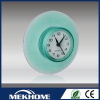 bathroom clock/bathroom suction clock