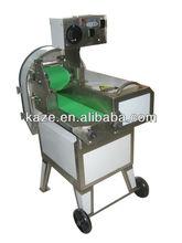 Frozen meat cutting strip machine