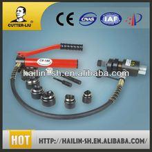 SKP-15 transmission panel Manual Hydraulic Hole Punch