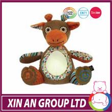 2014 promotional gift for plush led toys
