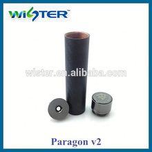 2014 promotion high quality best selling clone paragon v2 mod black copper paragon v2 mod