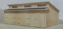 super deluxe two parkings wooden garage