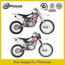 High quality factory supply dirt bike cheap 125cc