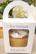 Custom Wedding Decorative Mini Cupcake Boxes
