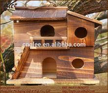 beautiful cheap wooden bird house