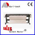 Certificado CE de boa qualidade máquina impressora jato de tinta para vestuário barato plotagem máquina