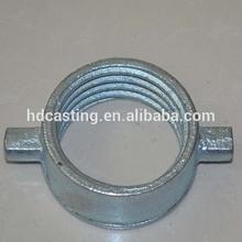 Galvzined formwork props ,steel quick fastening nut,adjustable steel props for sale