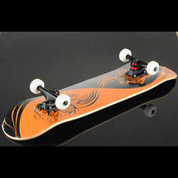 9-ply 100% maple wood skateboard longboard for sale