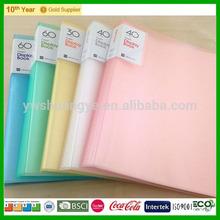 China sourcing paper folder,plastic folder,pocket clear sheet protectors