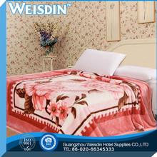 plain manufacter 100% cashmere fashion wholesale coral fleece blanket ms-009