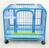 durable square tube dog cage for sale