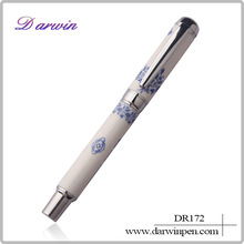 Wholesale blue and white porcelain luxury expensive pen